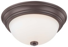 Minka-Lavery 4930-284 - 2 Light Flush Mount