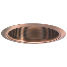 Nora NTM-33 - Copper Stepped Baffle with Copper Metal Ring