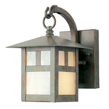Livex Lighting 2130-22 - Brass Wall Lantern