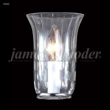 James R Moder 96260S60 - Shaped Crystal Shade