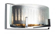 Varaluz Alternating Current AC1092 - Firefly 2-Lt Bath Fixture - Chrome
