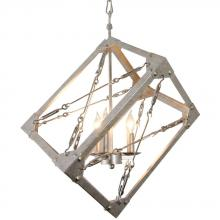 Varaluz Alternating Current AC1545 - Askew 3-Lt Pendant