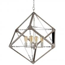 Varaluz Alternating Current AC1547 - Askew 4-Lt Pendant
