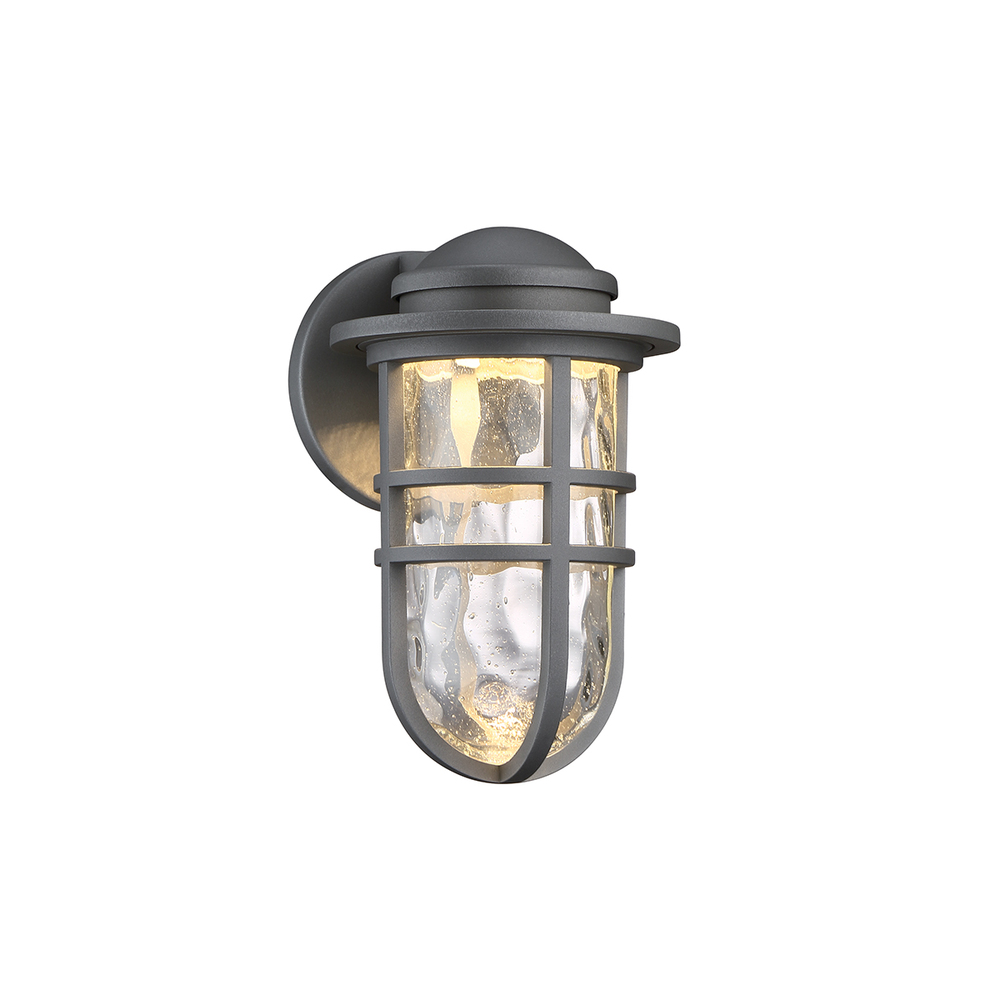 STEAMPUNK 9IN IN/OUTDOOR SCONCE 3000K