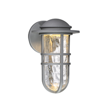 WAC US WS-W24513-GH - STEAMPUNK 13IN IN/OUTDOOR SCONCE 3000K