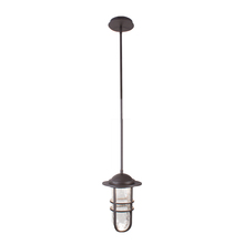 WAC US PD-W24513-BZ - STEAMPUNK 13IN IN/OUTDOOR PENDANT 3000K