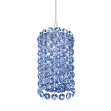 Schonbek MC0305A - Matrix 1 Light 110V Pendant in Stainless Steel with Clear Spectra Crystal