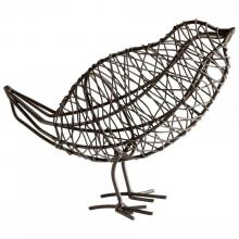 Cyan Designs 05837 - Lg Bird On a Wire Sclptre