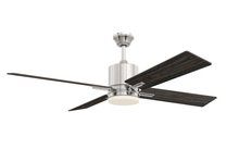 Craftmade TEA52BNK4 - 52 Inch Ceiling Fan with Light Kit