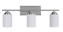 Jeremiah 39703-CH - Albany 3 Light Vanity in Chrome