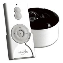 Minka-Aire RM588-TW - Textured White Fan Remote