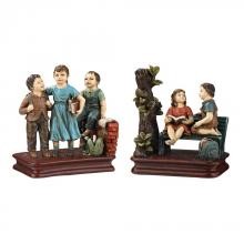 Sterling Industries 93-19373/S2 - BOOKENDS