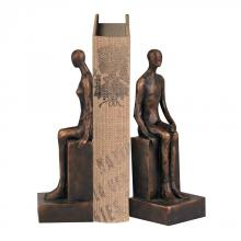 Sterling Industries 93-19390/S2 - MALE AND FEMALE FORM BOOKENDS