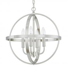 Capital 317541BN - 4 Light Pendant