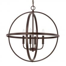 Capital 317542BZ - 4 Light Pendant