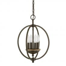 Capital 4864BA - 4 Light Pendant
