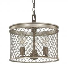 Capital 4883SZ - 3 Light Pendant