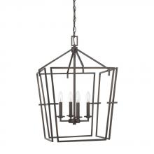 Capital 522141BZ - 4 Light Foyer