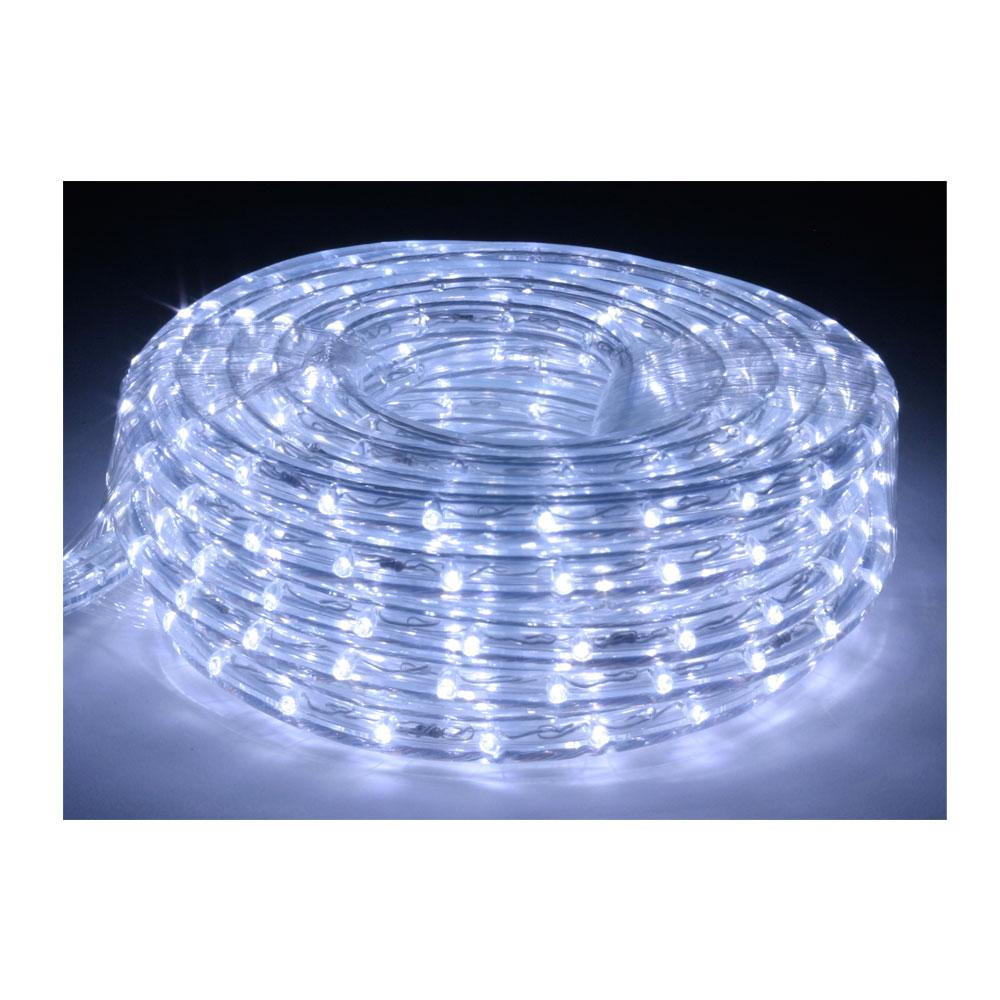 3 foot cool white 6400 kelvin led flexible rope light kit with 3 foot cool white 6400 kelvin led flexible rope light kit with mounting clips aloadofball Image collections