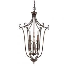 Millennium 1336-RBZ - Pendants serve as both an excellent source of illumination and an eye-catching decorative fixture.