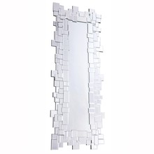 Elegant MR-3176 - Modern 23.6 in. Contemporary Mirror in Clear
