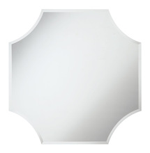Elegant MR-4014 - Modern 32 in. Contemporary Mirror in Clear