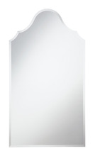 Elegant MR-4017 - Modern 24 in. Contemporary Mirror in Clear