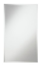 Elegant MR-4020 - Modern 22 in. Contemporary Mirror in Clear