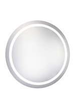 Elegant MRE-6005 - LED Hardwired Mirror Round D30 Dimmable 5000K