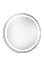 Elegant MRE-6006 - LED Hardwired Mirror Round D36 Dimmable 5000K