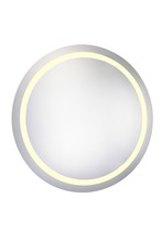 Elegant MRE-6015 - LED Hardwired Mirror Round D30 Dimmable 3000K