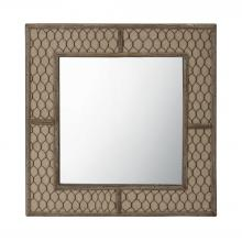 Dimond 594036 - Canvas Wire Mirror