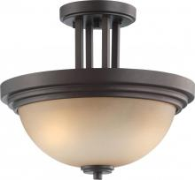 Nuvo 60/4127 - Harmony 2 Light Semi-Flush