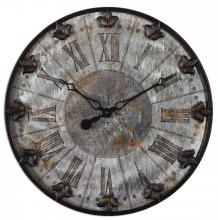 Uttermost 06643 - Uttermost Artemis Antique Wall Clock