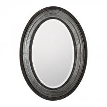 Uttermost 09226 - Uttermost Galina Iron Oval Mirror