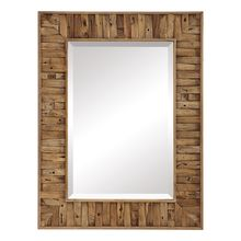 Uttermost 09535 - Uttermost Nalani Reclaimed Wood Mirror