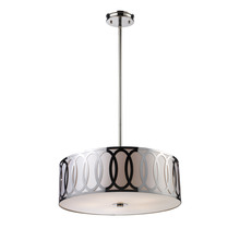 ELK Lighting 10174/5 - Anastasia 5 Light Pendant In Polished Nickel