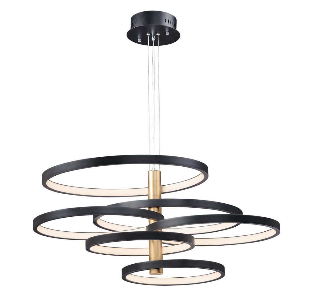 Hoopla Multi Light Pendant Ne4m Efirds Lighting